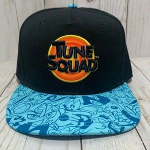 Space Jam A New Legacy Tune Squad SnapBack Cap